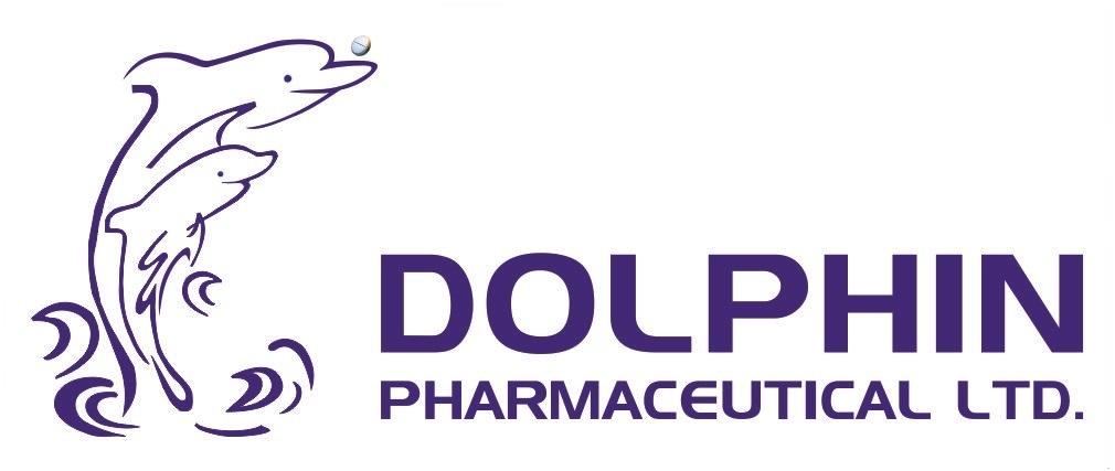 Dolphin Pharma Logo